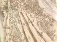 فستان زواج اوف وايت للاجار