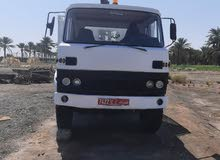 شاحنة موستوبيشي مع رافعة لللبيع 82
