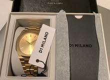D1 Milano Gold stanless steel
