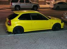 Honda civic hatchback 1997 b16vtec