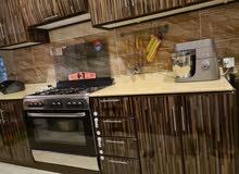 مطبخ مستعمل و طباخ غاز للبيع