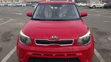 Kia Soul 2015 model car for sale.