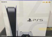new Sony ps5