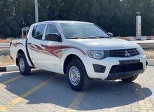 Mitsubishi L200 2013 4x2 Ref#