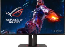 "ASUS ROG Swift PG278QR 27"" Gaming Monitor"