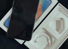 للبيع iPhone X 64 الجهاز نظيف جداً