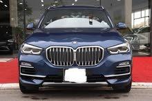 BMW x5  2019 جديدة وكالة العروش رقم اربيل ماشية 16 الف