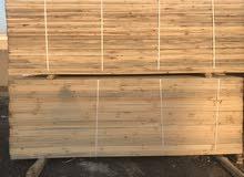 خشب للبيع ( الواح لتزانه )
