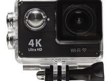4K camera water proof