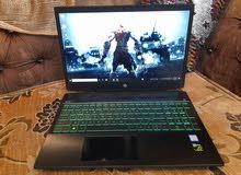 HP Pavilion i5 8th Gen 8GB RAM 1TB 4GB Nvidia GTX Gaming Laptop