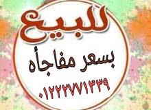 فيلا للبيع بمدينة الشروق 1000م