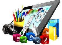 فرصة عمل // موظفة تجيد العمل على الحاسوب  ببرنامج كورل درو او فوتوشوب مصممة اعلانات