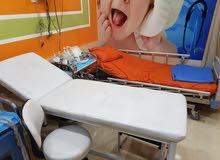 عيادة طب عام واسنان وطوارئ للمشاركه او البيع بسعر مغري