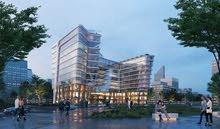 مكتبك في العاصمة الادارية بالقرب من الحي الحكومي و الحي المالي و فندق الماسة