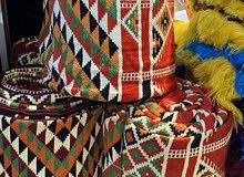 فرش بتصميم عربي