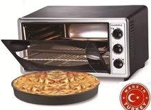 فرن كهربائى تركي بعدة احجام ، مما يجعله مثاليًا في مطبخك ويوفر الوقت والجهد
