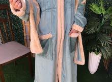 ملابس شتوية جاكيتات معاطف فرو خامة ناعمة