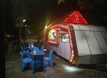 مطعم الاكلات السريعة