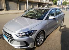 Automatic 2019 Elantra for rent