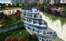 للبيع FOR SALE LUXURY 2+1 صور الطبيعة BULVAR ISTANBUL BASAKSEHIR 126M2 LAKE LANDSCAPING