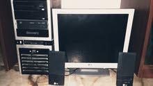 كمبيوتر منزلي حالته ممتازة جدا السعر 320 قابل للنقاش