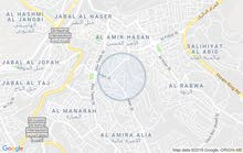 ارض في حي عدن قرب المدرسة المهنية