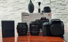 Camera EOS 77D   كاميرا 77 دي