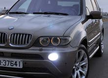 Brown BMW X5 2004 for sale