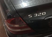 Used 2002 Mercedes Benz S 320 for sale at best price
