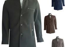 معطف الجو الماطر -رجالي صناعة تركية
