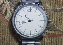 ساعة كالفن كلاين (ck)