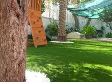 عشب صناعى عشب جدارى