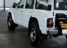 White Nissan Patrol 1995 for sale