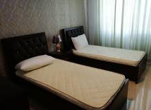 Third Floor  apartment for rent with 3 rooms - Amman city Deir Ghbar