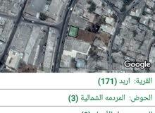 مخازن للبيع - شارع حكما  مساحه 48 متر شمال شركة كهرباء اربد