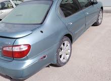 سيارة نيسان ماكسيما موديل 2002 بحالة ممتازة للبيع