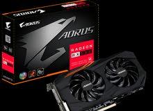AUROS RX 580 8G