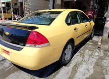 Chevrolet Impala 2011 For sale - Yellow color