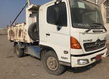 وصل النظيف قلاب هينو 500 موديل 2011 بحالة ممتازة شبه جديد