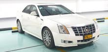 Gasoline Fuel/Power   Cadillac CTS 2012