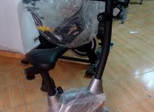 لتخسيس وتنسيق القوام مع الدراجة الماجينتك تتحمل 160 كيلو جرام