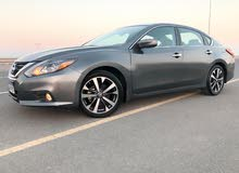 For sale 2016 Grey Altima