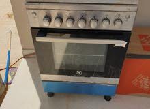 Electrolux Stovetop with built in Oven.