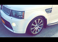 Land Rover Range Rover Sport car for sale 2008 in Al Masn'a city