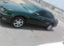 For sale 1998 Green Maxima