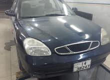 Used condition Daewoo Nubira 2000 with +200,000 km mileage