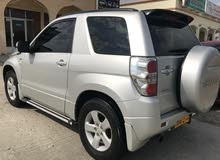Suzuki Vitara 2009 For sale - Grey color