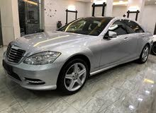 km Mercedes Benz S 400 2010 for sale