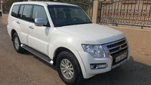 Mitsubishi Pajero 2015 For sale - White color