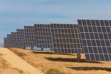 أراضي أستثماريه لأقامه المشاريع الطاقة الشمسيه- مأدبا- طريق الجامعة الامريكية